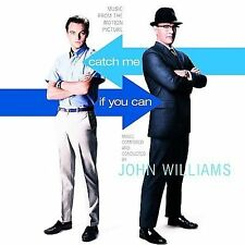 Catch Me If You Can [Music from the Motion Picture] by John Williams (Film 190