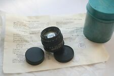 RARE ! black NEW !!! MC  JUPITER 3  1.5x50mm lens  for  Leica M39 EX+