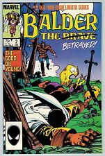 Balder The Brave (Betrayed) #2 1986 (C5767) Limited Series