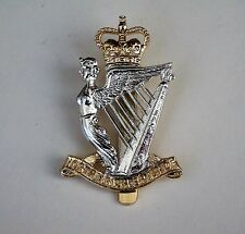 British Army North Irish Brigade Anodised Cap Badge
