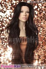 Lush Lengths XXLong Wig Jet Black