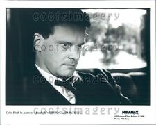 1996 Actor Colin Firth in The English Patient  Press Photo
