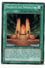Mausoleo dell'Imperatore YU-GI-OH! BP02-IT149 Ita RARA MOSAICO 1 Ed.