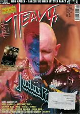 Magazin Heavy 5/2003,Judas Priest,Deep Purple,U.D.O.,Nevermore,Omen,MSG,Skid Row