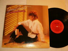 """Janie Fricke """"The First Word In Memory"""" 1984 Country LP, VG+, Vinyl"""