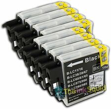 8 Compatible LC985 (LC39) Ink Cartridges for Brother DCP / MFC Printer Models