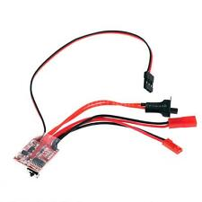 RC ESC 20A Brush Motor Speed Controller w/ Switchable Brake for RC Car NEW E9A1