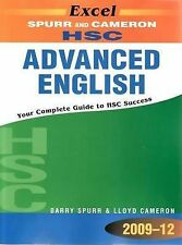 HSC Advanced English by Lloyd Cameron, Barry Spurr (Paperback, 2009)