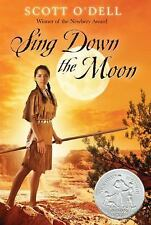 Sing down the Moon by Scott O'Dell (2010, Paperback)