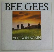 "BEE GEES ""You win again""  SP 7"" 45T.    1987.  NEAR MINT"