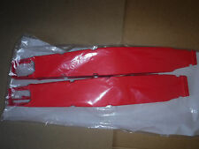 POLISPORT HONDA CR125 CR250 CR125R CR250R SWINGARM GUARD 2002-2007 RED SWING ARM