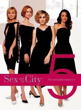 Sex And The City : Season 5 (DVD, 2006, 2-Disc Set) Brand New Sealed Free Post