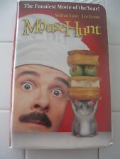 Mouse Hunt (VHS, 1998, Clamshell)