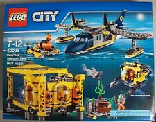 LEGO City DEEP SEA OPERATION BASE 60096 NIB Retired Limited Release
