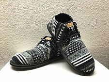 SANUK MEN KODA CHILL BLACK NORDIC CHUKKA SHOE US 9 / EU 42 / UK 8 - NEW