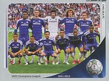 N°004 TEAM CHELSEA.FC WINNER 2012 CHAMPIONS LEAGUE 2013 STICKER PANINI