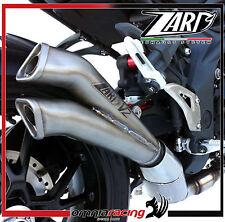 Zard V2 Steel Street Legal - Triumph Speed Triple 1050 /R 2011  Exhaust Auspuf