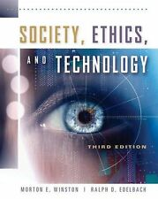 Society, Ethics, and Technology-ExLibrary