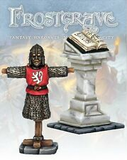 North Star Miniatures Frostgrave Armour Rack & Lectern BNIB Free UK P&P