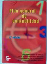 PLAN GENERAL DE CONTABILIDAD - McGRAW-HILL 2002 - 305 PÁGINAS - VER ÍNDICE