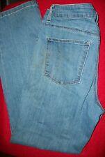 Lee Classic Fit Blue DENIM  Jeans SZ 10 Short