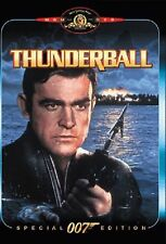 Thunderball 1965 Sean Connery, Claudine Auger Brand New Sealed DVD