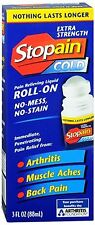 Stopain Extra Strength Roll-On 3 oz