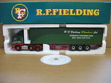 Corgi 1/50 scale CC13507 - Volvo FM Curtainside - R F FIELDING (CHESHIRE) LTD