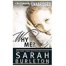 Why Me? by Sarah Burleton (2012, CD, Unabridged)
