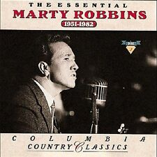 Marty Robbins CD.The Essential : 1951-1982 GREATEST HITS BEST OF