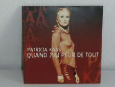 CD SINGLE PATRICIA KAAS Quand j ai peur de tout 5099766410517