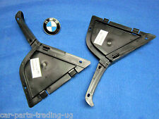 BMW e36 328i M3 Bumper NEW Set Air Duct New Holder front left right Coupe