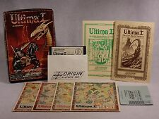 Ultima I : The First Age Of Darkness Commodore 64 Floppy - Tested & Working -DB