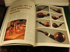 "THE BJARNE NIELSEN INTERVIEW""PIPES AND TOBACCO SUMMER 2008"" WILL PURDY PIPES !!!"