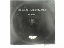 Emerson, Lake and Palmer Works Vol. 1 Vinyl LP Record