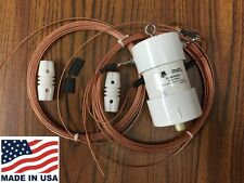 Frequency Devices 30 to 40 Meter Half Wave Dipole Antenna with Balun 30-40HWDB
