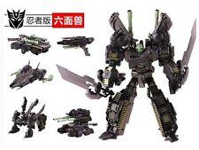 Terminus Hexatron// SIXSHOT Transformers KO INSCATOLATO E COMPLETO