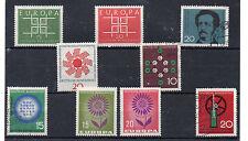 Alemania Federal Series del año 1963-64 (BX-805)