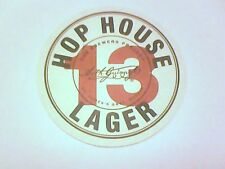 GUINNESS  HOP HOUSE LAGER 13    - Beermat / Coaster  -