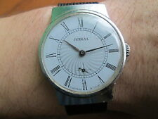 Casual hand-wind Russian Soviet watch Pobeda 15 jewels 1970s USSR CCCP Very nice