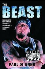 The Beast: Singing with Iron Maiden,  Paul Di'anno, Book, New