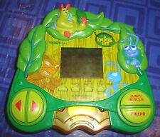 A Bugs Life  Electronic Handheld Travel Game Tiger Green Game Adventure Game