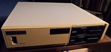 "Fortis CP088A Vintage IBM XT AT Clone Working w/2 5.25"" Floppy Drives no HDD"