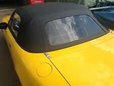 Mazda MX5 MK1 Miata Eunos Black Vinyl PVC Car Hood soft top Original Style