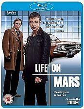 Life On Mars 2nd Series Blu-Ray Dvd John Simm Brand New & Factory Sealed