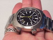 RARE PROMETHEUS SEA LION AUTOMATIC, SWISS MADE, NEVER WORN, SWISS ETA 2824-2