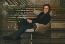 Kyle MACLACHLAN Signed Autograph 12x8 Photo AFTAL Desperate Housewives Authentic