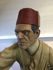 """MONSTER  MUMMY ARDETH BEY 1/4 SCALE RESIN KIT 20"""" TALL W/BASE (CIPRIANO SCULPT)"""