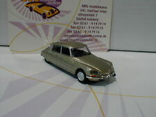 "Norev 157077 # Citroën DS23 Pallas Baujahr 1972 in "" braun-metallic "" 1:87"