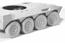 Model Victoria 1/35 Wheels for Italian AFV B1 Centauro (for Trumpeter kits) 0005